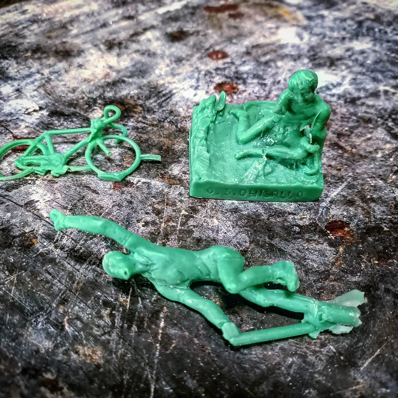 art artist milano fonderiaartistica fonderiamapelli fusioniinbronzo fusioneacerapersa botteghestoriche bronze bronzo wax  ciclismo madeinitaly